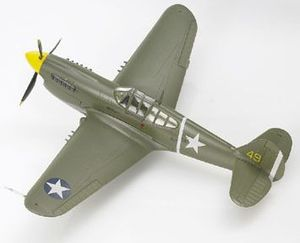 Revell Curtiss P-40E Tomahawk (00409)