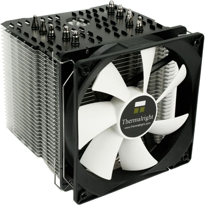 Thermalright Macho 120 Rev. A (100700721) -- ©  PC-Cooling.de