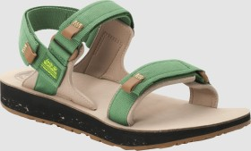 Jack Wolfskin Outfresh Deluxe Sandal M grün/braun (Herren) (4039431-4466060)