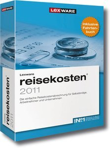 Lexware: Reisekosten 2011 (German) (PC) (08835-0040)