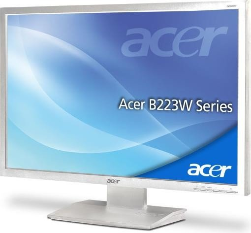 "Acer B3 Business B223WLOwmdr, 22"" (ET.EB3WE.024)"