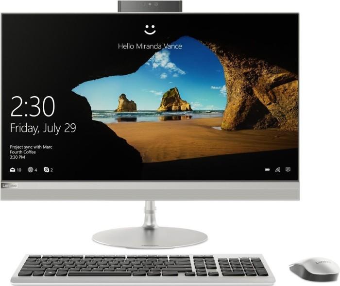 Lenovo IdeaCentre AIO 520-27ICB, Core i7-8700T, 16GB RAM, 2TB HDD, 128GB SSD (F0DE007VGE)