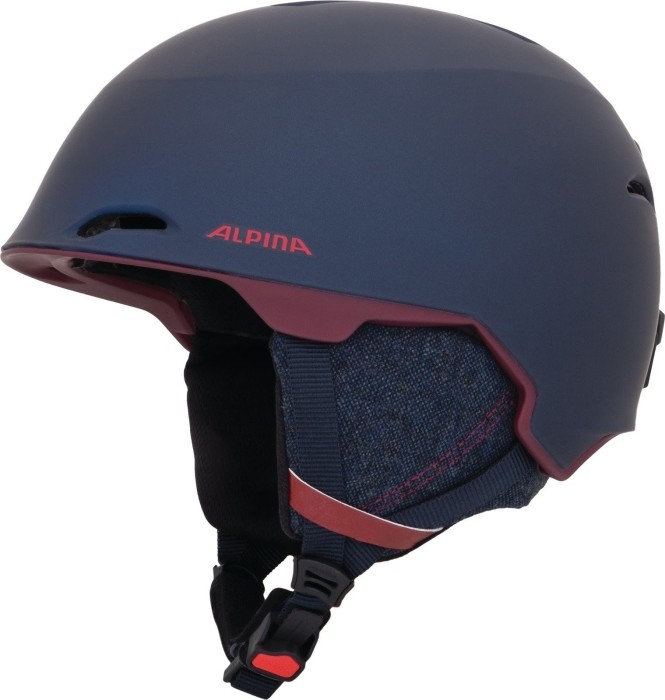 Alpina Maroi Helmet nightblue/bordeaux matte (A9206X81)