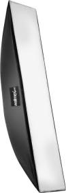 Walimex Pro Striplight 25x90cm mit Universal-Adapter (16917)