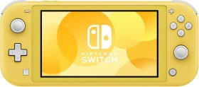 Nintendo Switch Lite gelb (verschiedene Bundles)