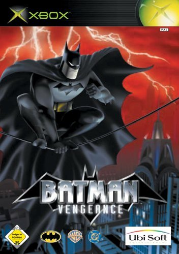 Batman - Vengeance (German) (Xbox) (021128006) -- (c) DCI AG