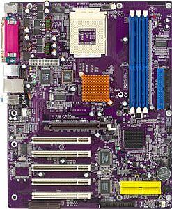 Elitegroup ECS-L7VTA, KT400 (PC-2700 DDR)