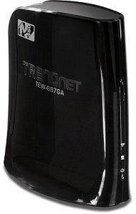 TRENDnet TEW-687GA, Gb LAN