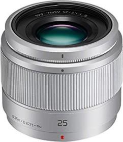 Panasonic Lumix G 25mm 1.7 silver (H-H025E-S)