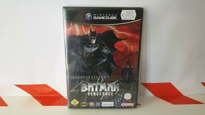 Batman - Vengeance (German) (GC) -- via Amazon Partnerprogramm