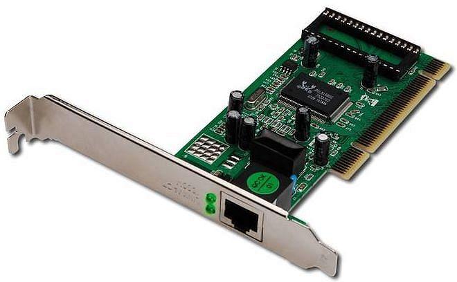 Digitus DN-10110, RJ-45, PCI 2.1