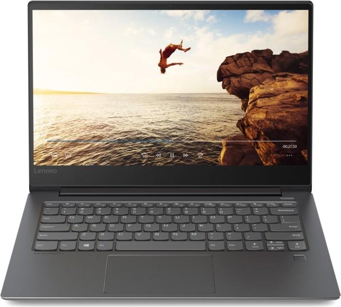 Lenovo Ideapad 530S-14IKB schwarz, Core i7-8550U, 16GB RAM, 512GB SSD (81EU00L1GE)
