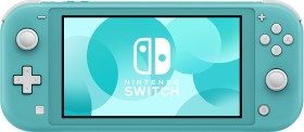 Nintendo Switch Lite türkis (verschiedene Bundles)