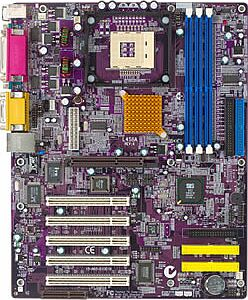 Elitegroup ECS-L4S8A, SiS648 (PC-2700 DDR)