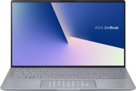 ASUS ZenBook 14 UM433IQ-A5028T Light Grey, Ryzen 5 4500U, 16GB RAM, 512GB SSD, GeForce MX350, DE (90NB0R89-M00440)