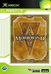 Elder Scrolls 3 - Morrowind (German) (Xbox)
