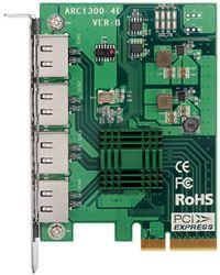 Areca ARC-1300-4e, 4x eSATA, PCIe x4