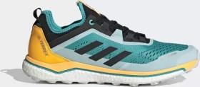 adidas Terrex Agravic Flow hi-res aqua/core black/solar gold (Herren) (FV2410)