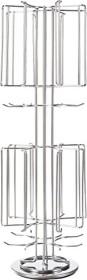 Xavax Rondello capsule dispenser silver (00111074)