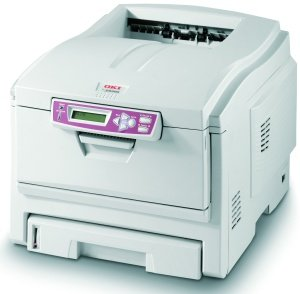 OKI C5400n, colour laser (01131901)