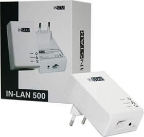 INSTAR IN-LAN 500 weiß, HomePlug AV, RJ-45 (100368)