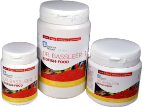 Dr. Bassleer Biofish-Food Regular Flake, 140g
