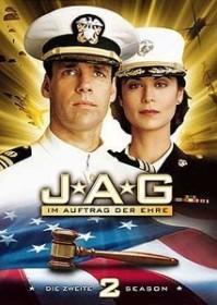 JAG - Im Auftrag der Ehre Season 2