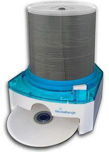 MediaRange CD/DVD Dispenser blau (BOX104)