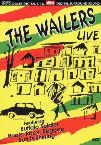 The Wailers - Live -- via Amazon Partnerprogramm