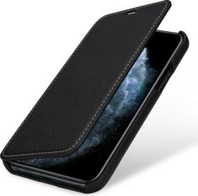 Stilgut Book Type Leather Case für Apple iPhone 11 Pro schwarz (B07XRKCJ12)
