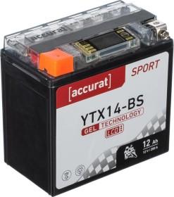 Accurat Sport GEL LCD YTX14-BS (TN3302)