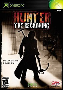 Hunter - The Reckoning (niemiecki) (Xbox)