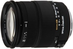 Sigma AF 18-200mm 3.5-6.3 DC OS HSM für Nikon F schwarz (888955)