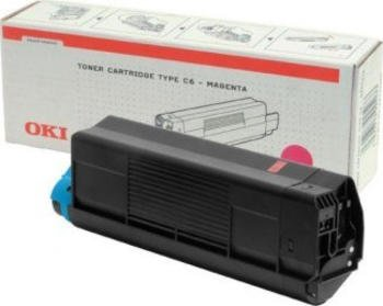 OKI 42804506 toner purpurowy -- via Amazon Partnerprogramm
