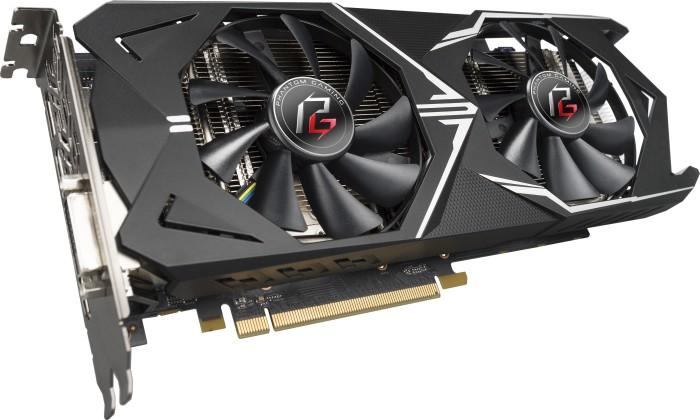 ASRock phantom Gaming X Radeon RX 580 8G OC, 8GB GDDR5, DVI, HDMI, 3x DP (90-GA0000-00UANF)
