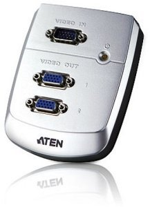 ATEN VS82, VGA splitter 2-port