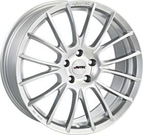 Autec type V Veron 8.5x18 5/120 silver (various types)