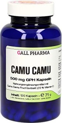 Camu Camu 500mg GPH Kapseln, 120 Stück