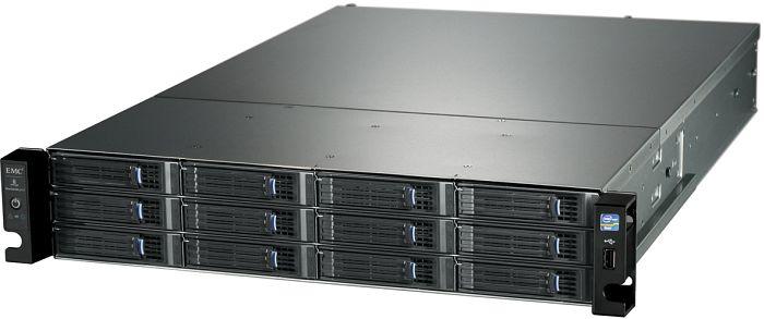 LenovoEMC StorCenter px12-450r 16TB, 4x Gb LAN, 2HE (36108)