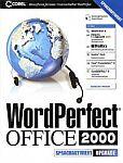 Corel WordPerfect Office 2000 - Sprachaktivierte (Voice Powered) Edition Update (englisch) (PC)