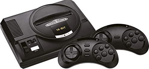 Sega Mega Drive Flashback Konsole -- via Amazon Partnerprogramm