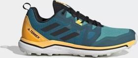 adidas Terrex Agravic hi-res aqua/core black/solar gold (Herren) (FV2414)