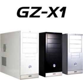 Gigabyte GZ-X1 USB 2.0 schwarz (GZ-X1-BPD)