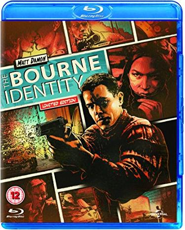 The Bourne Identity (Blu-ray) (UK) -- via Amazon Partnerprogramm