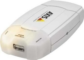 Axis Office Basic Printserver, parallel/USB 2.0