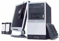 Acer Aspire T310, Pentium 4 2.80GHz, Radeon 9200SE (91.AG96G.DA8)