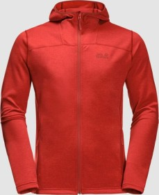 Jack Wolfskin Horizon Hooded Jacke lava red (Herren) (1708411-2066)