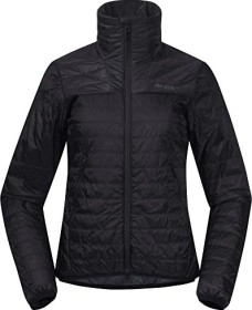 Bergans Røros Light Insulated Jacke black/solid charcoal (Damen) (7677-2851)