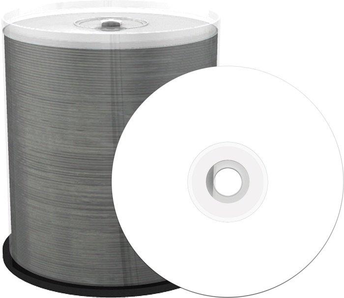 MediaRange Professional Line DVD-R 4.7GB 16x ProSelect white, 100er Spindel inkjet printable (MRPL601/MRPL601-M)