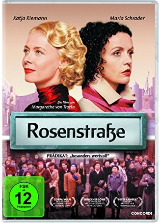 Rosenstraße -- via Amazon Partnerprogramm